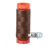 Aurifil 50 Cotton Thread - 1318 (Dark Sandstone)